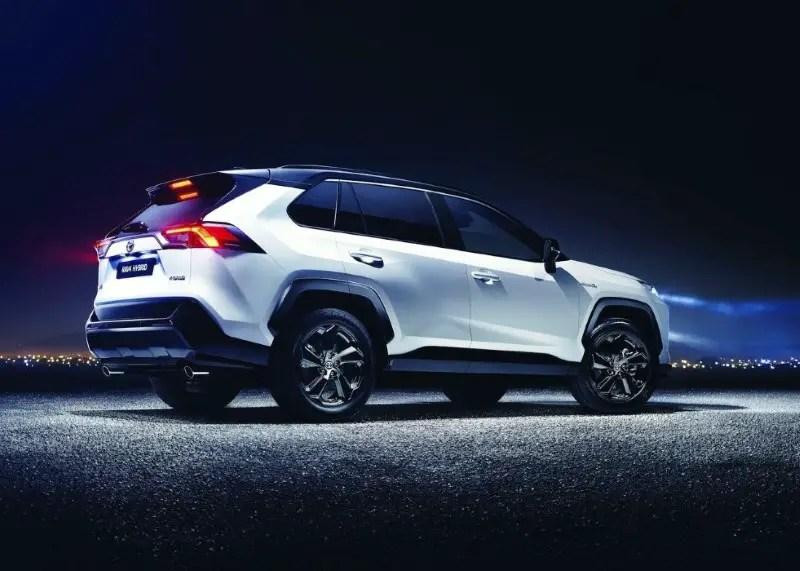 2020 Toyota RAV4 New york Motor Show
