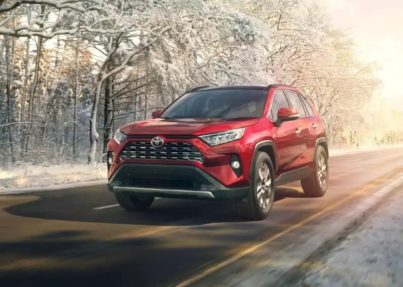 2020 Toyota RAV4 Price and Availability