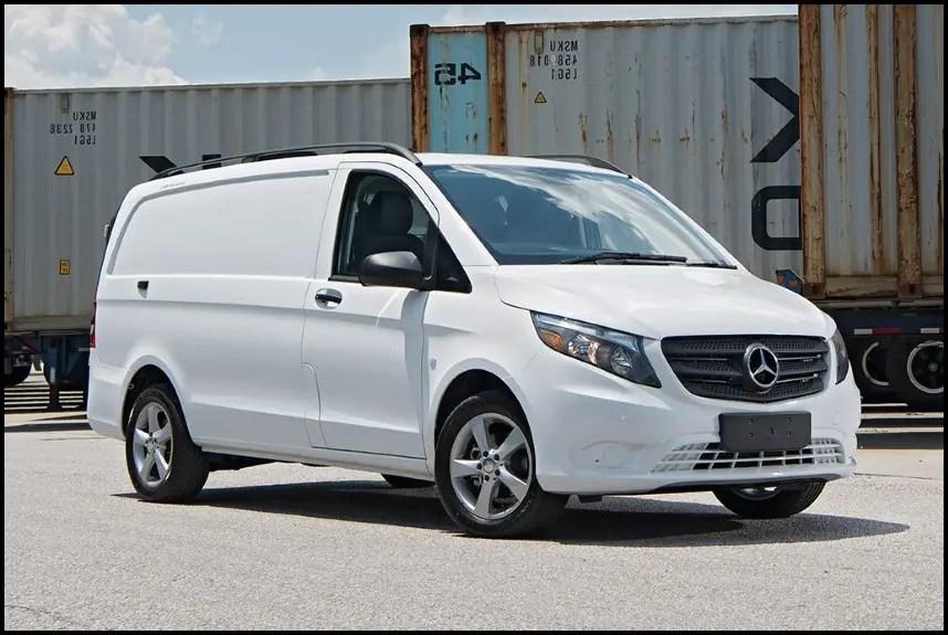 2020 Mercedes-Benz Metris Cargo Vans Reliability & MPG Review