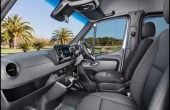 2020 Mercedes-Benz Metris Interior Features