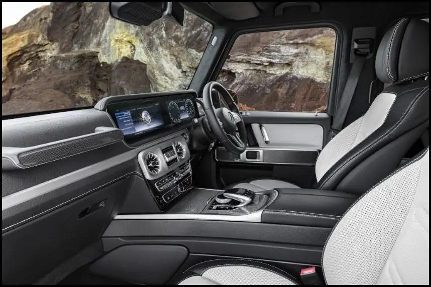 2020 Mercedes-Benz Metris Interior Luxury Vans