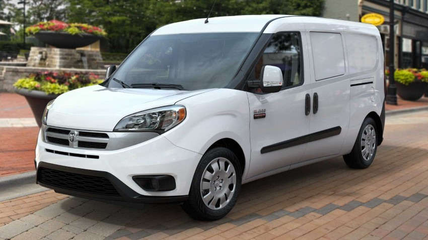 2020 RAM ProMaster City Cargo Van Price & Lease Deals