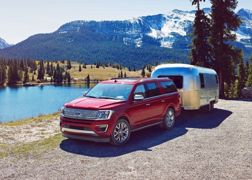 2020 Ford Expedition Diesel Platinum Review