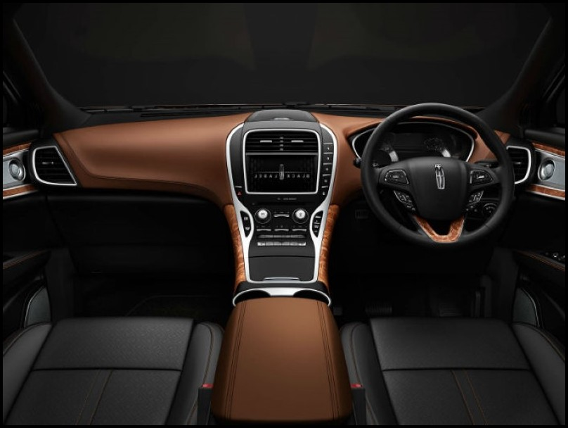 2020 Lincoln Continental Interior Features
