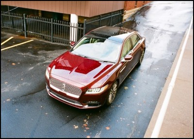 2020 Lincoln Continental: Concept, Specs, Release Date