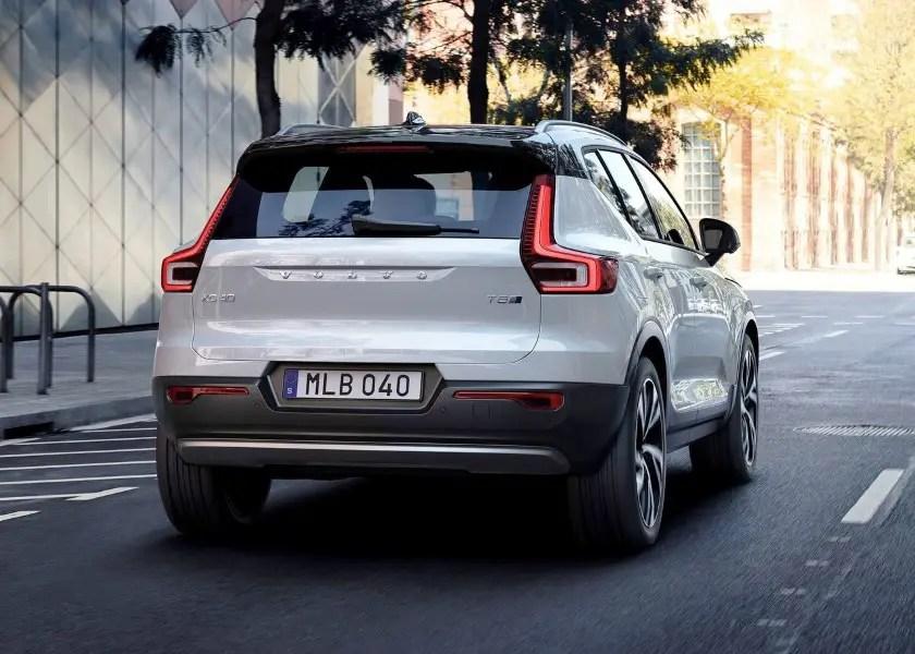 2020 Volvo XC40 Fuel Economy