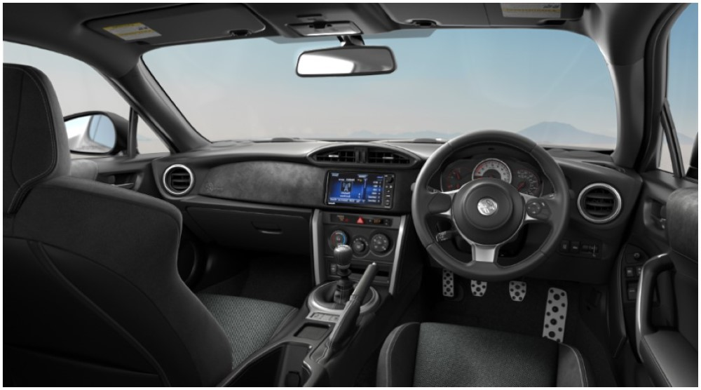 2020 Toyota GT86 Interior New Features