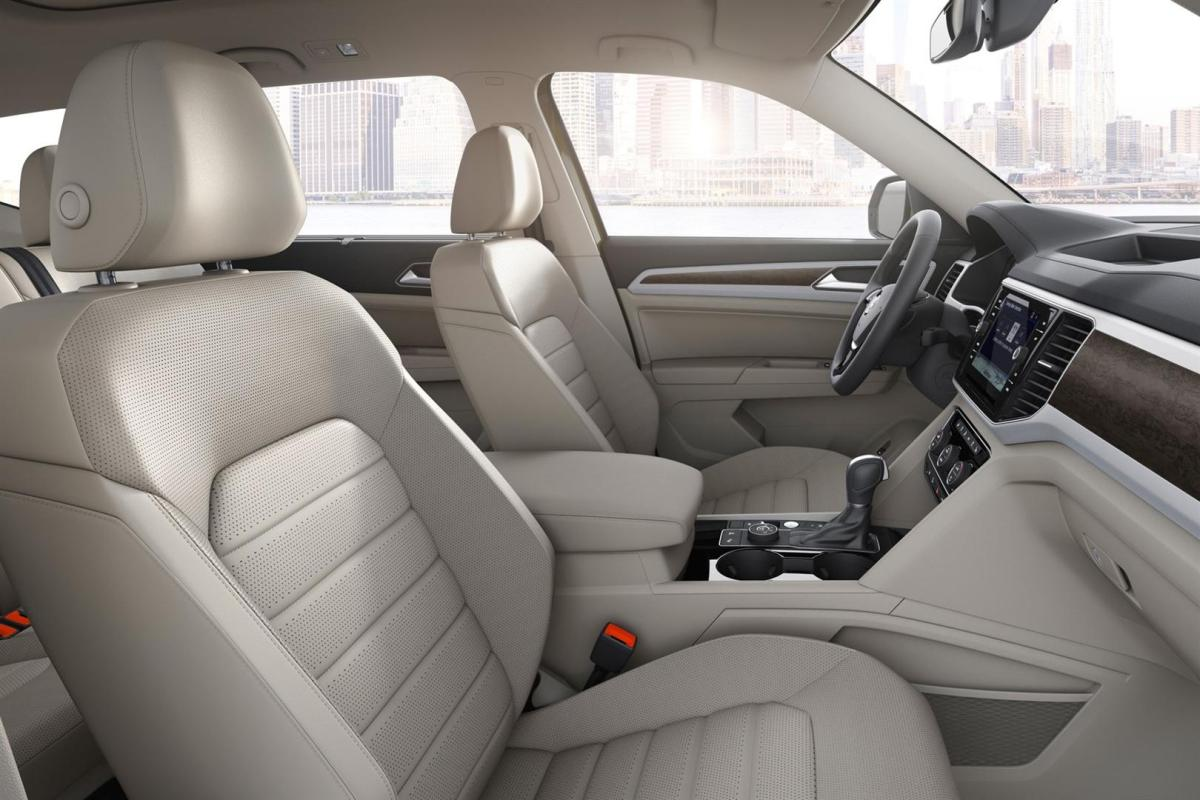 2020 Volkswagen Atlas Changes Interior Features