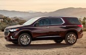 2020 Chevy Traverse Dimensions