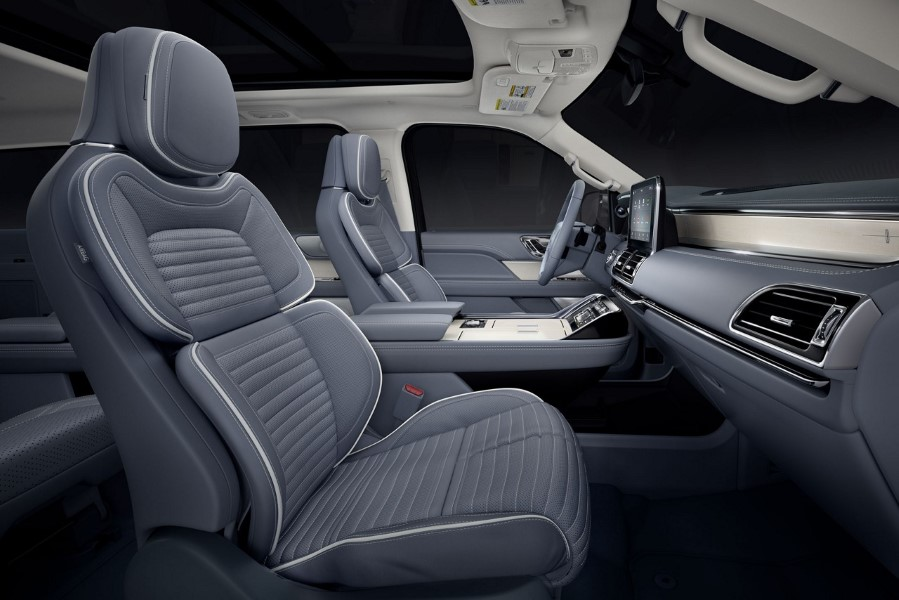 2020 Lincoln Navigator Interior Changes
