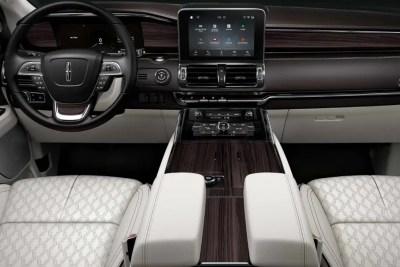 2020 Lincoln Navigator: Price, Redesign, Interior