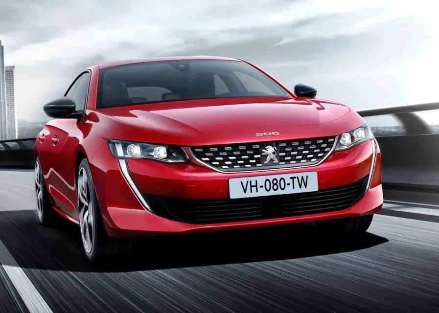 2020 Peugeot 508 Fuel Economy