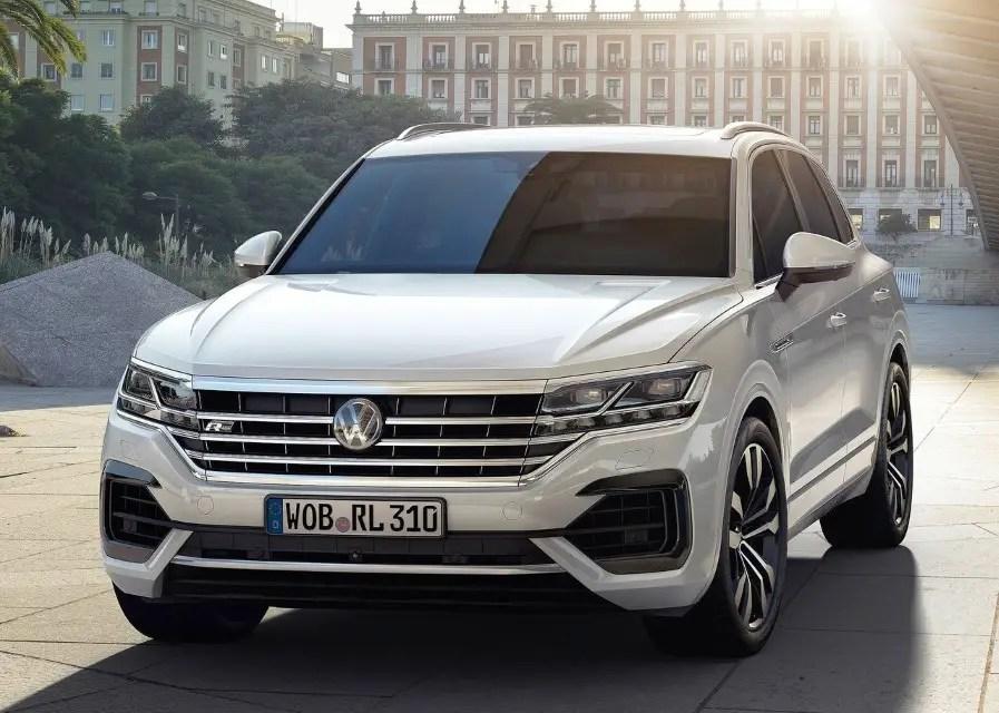 2020 VW Touareg USA Release Date & Price