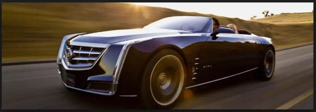 2020 Cadillac Ciel Concept