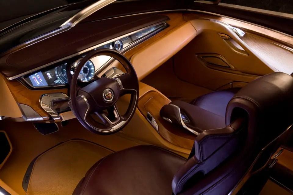 2020 Cadillac Ciel Interior Images