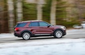 2020 Ford Explorer AWD Platinum Model