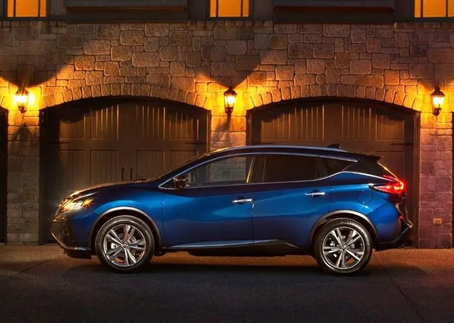 2020 Nissan Murano Platinum Review