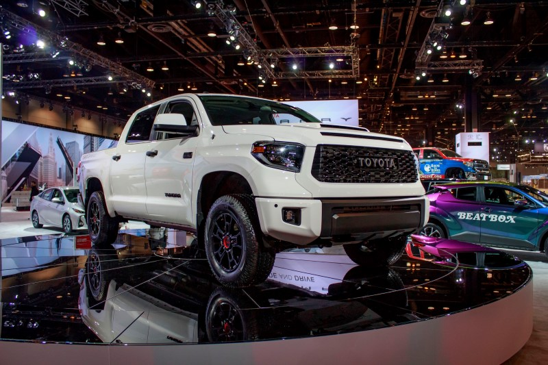 2020 Toyota Tundra Diesel Release Date & Price