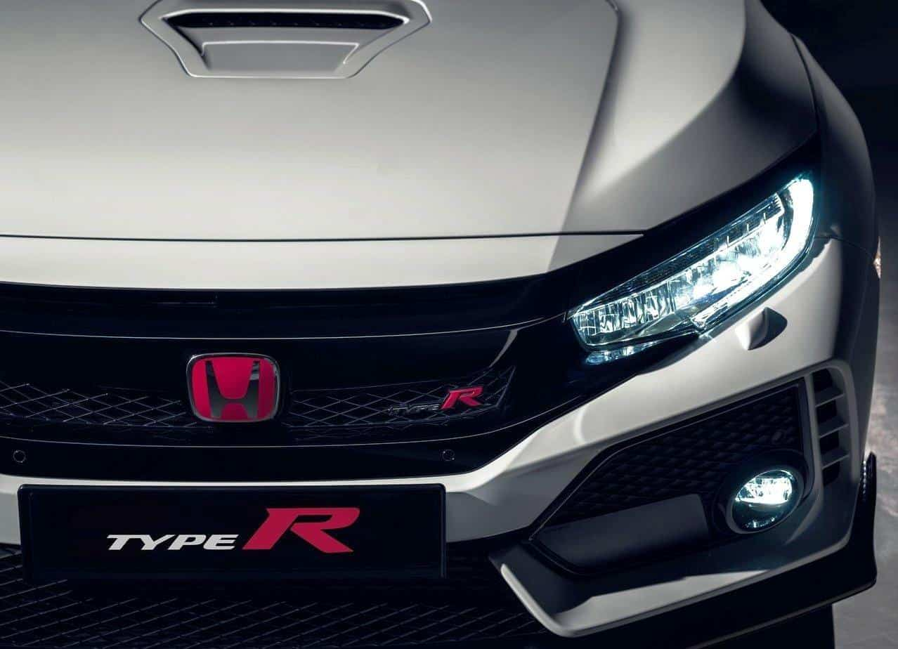 2020 Honda Civic Type-R Rendered