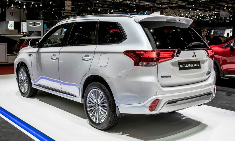 2020 Mitsubishi Outlander PHEV US Release Date