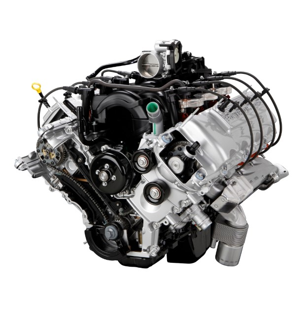 6.2-liter Ford Engine Specs