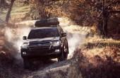 Toyota Land Cruiser Heritage Edition Performance