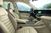 2020 Alfa Romeo Stelvio Facelift Interior