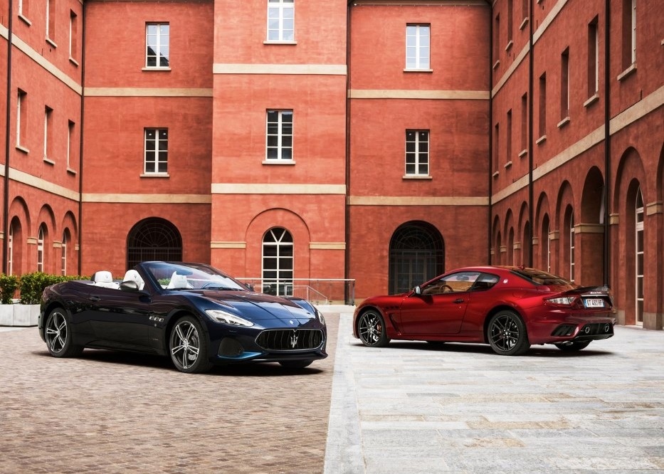 2020 Maserati Granturismo Convertible