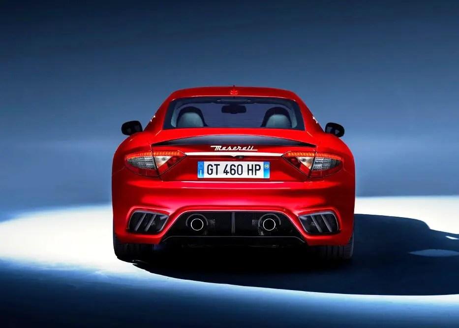 2020 Maserati Granturismo Price and Release Date
