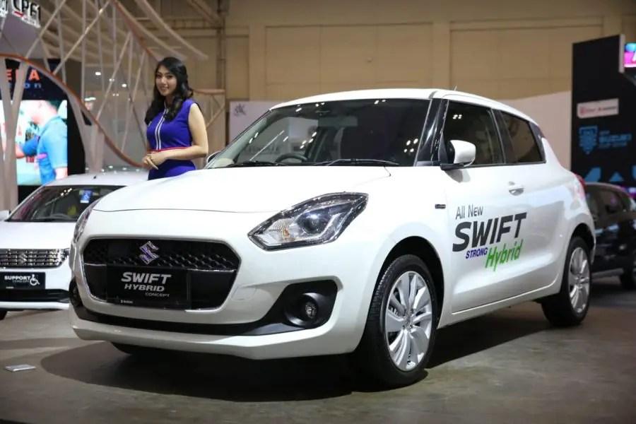 2020 Suzuki Swift Hybrid Price in Australia