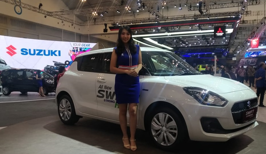 2020 Suzuki Swift Hybrid Price in Canada
