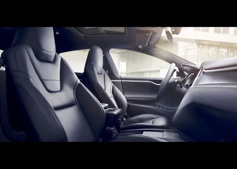 2020 Tesla Model S 100D Autonomous Driving