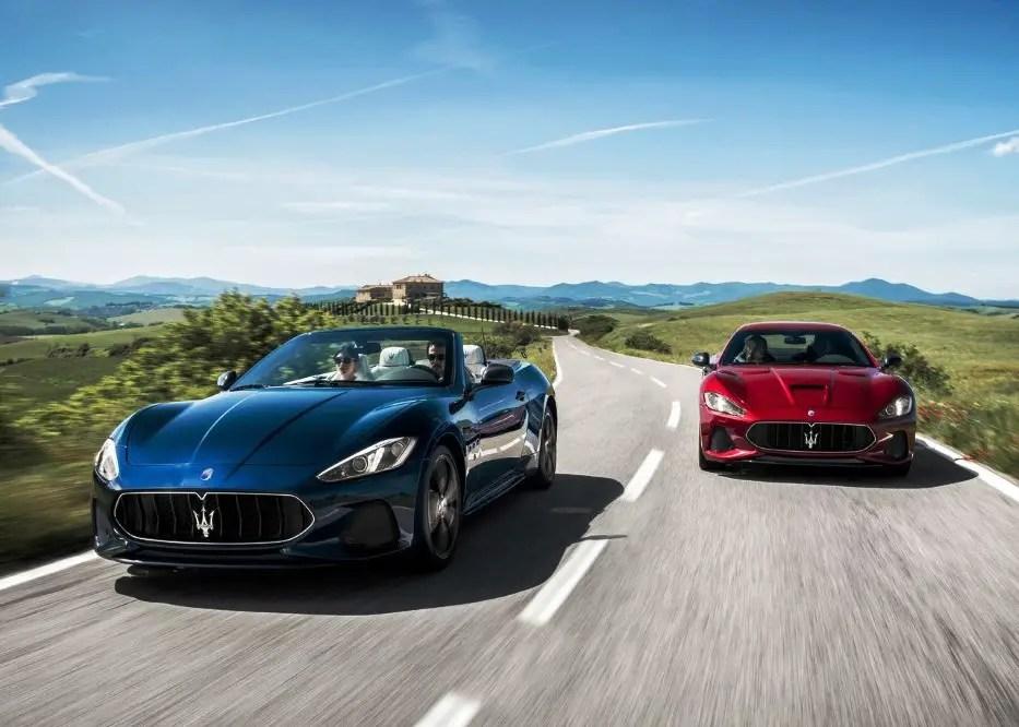 Maserati Granturismo Mc Stradale 2019