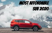 Most Affordable SUV 2020 That You Want to Check Out