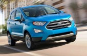 2020 Ford EcoSport USA 0-60 MPH and Fuel Economy