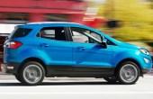2020 Ford EcoSport VS Honda HRV
