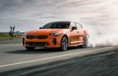 2020 KIA Stinger GT Engine Performance