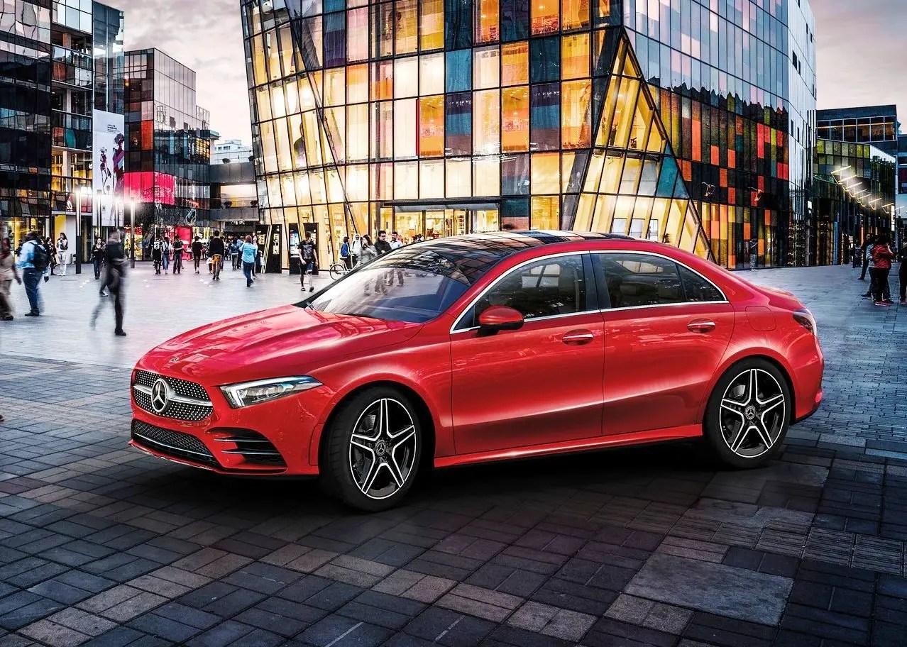 2020 Mercedes A-Class L Sedan Release Date and Price