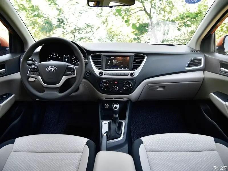 2020 Hyundai Verna Interior Pictures