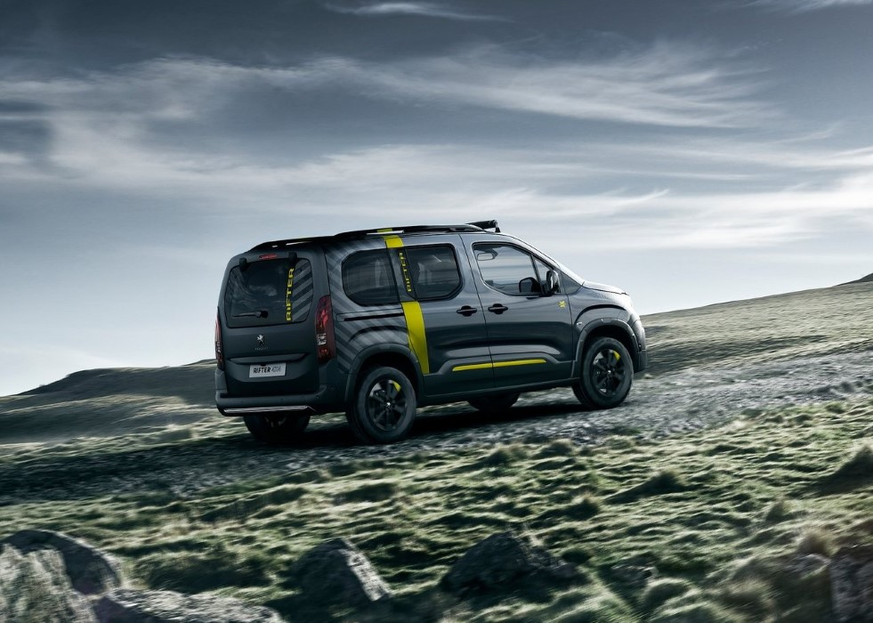 2020 Peugeot Rifter 4X4 Gas Mileage