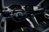2020 Peugeot Rifter 4X4 Interior