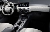 2020 DS3 Crossback E-Tense Interior Images