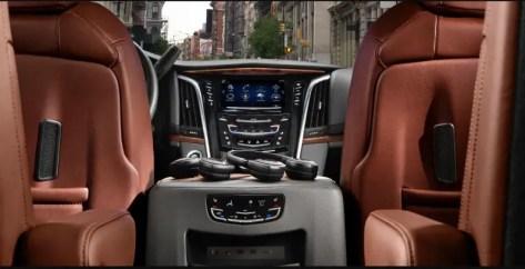 2021 Cadillac Escalade Luxury SUV features
