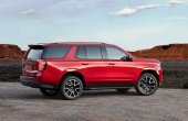 2021 Chevy Tahoe Redesign and Changes