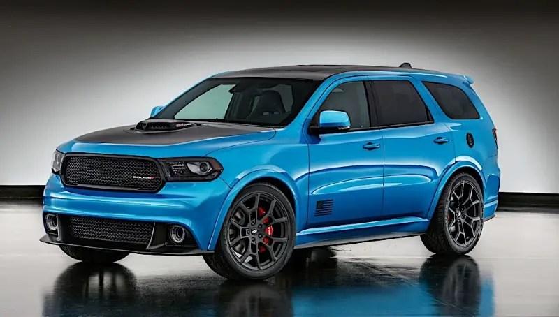 2021 Dodge Durango Hybrid Concept