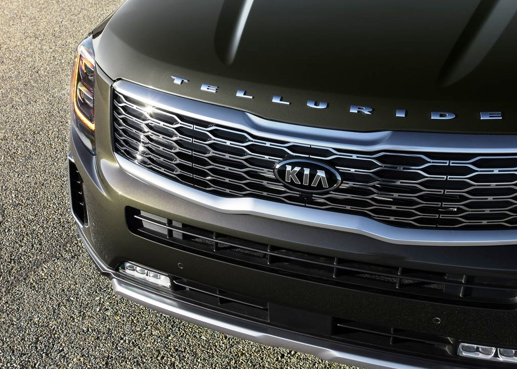 2021 Kia Telluride Redesign Exterior With New Grill