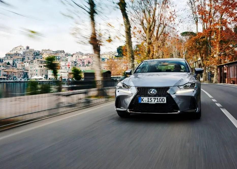 2021 Lexus IS 300 F Sport