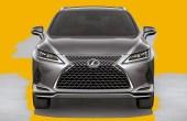 2021 Lexus RX 350 Exterior Changes