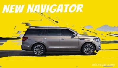 2021 Lincoln Navigator Specs, Interior, Price & Lease Deals