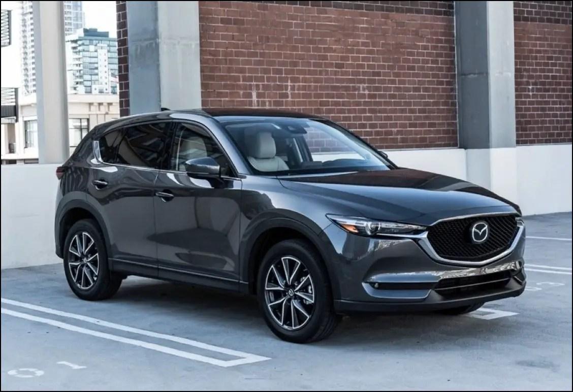 2021 Mazda CX-7 Exterior Style